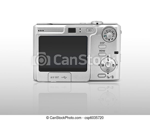 digital camera - csp6035720