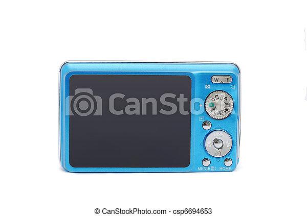 digital camera - csp6694653