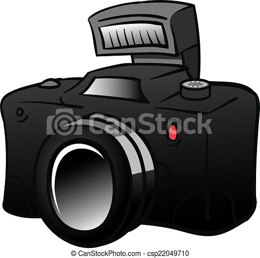 digital camera - csp22049710