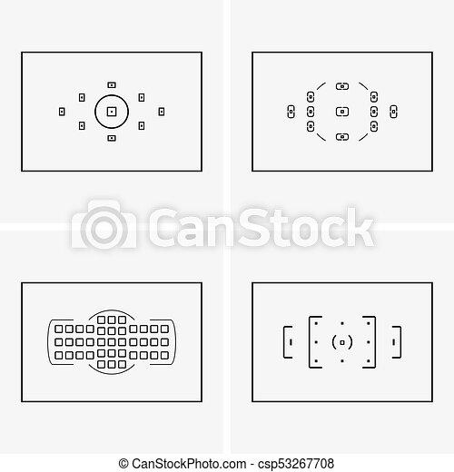 Digital camera viewfinder autofocuses - csp53267708