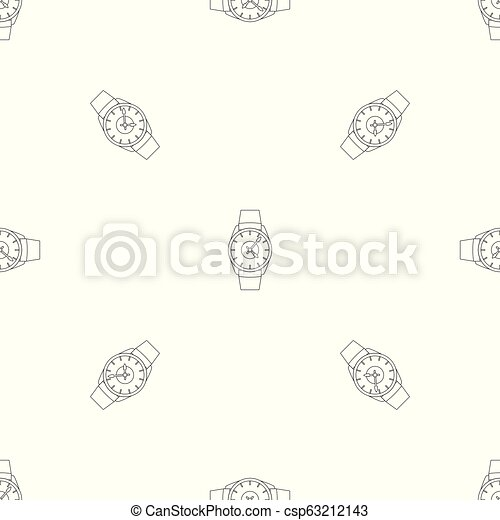 Digital device pattern seamless vector - csp63212143