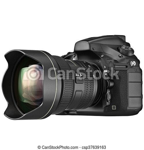 Digital DSLR camera - csp37639163