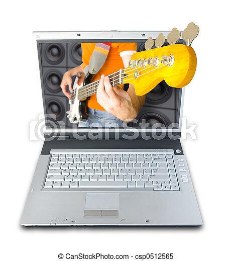 Digital Music - csp0512565