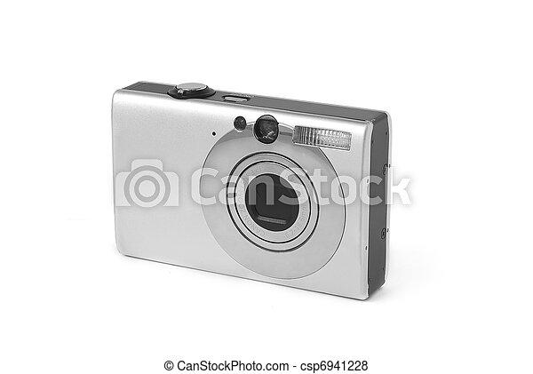 digital photo camera - csp6941228