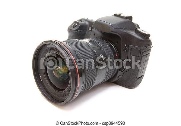 Digital professional camera - csp3944590