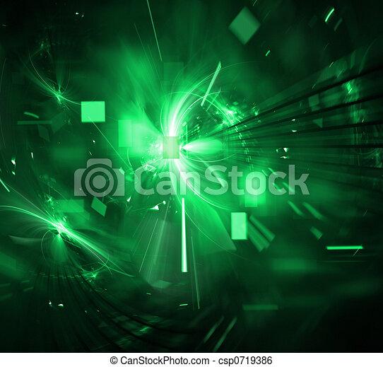 Digital Techno Explosion - csp0719386
