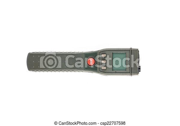 Digital Thermometer - csp22707598