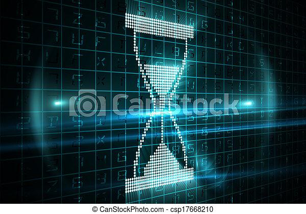 Digital timer - csp17668210
