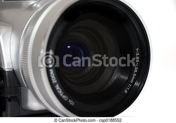 Digital Video Camera - csp0188552