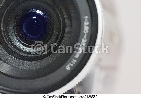 Digital Video Camera - csp0188550