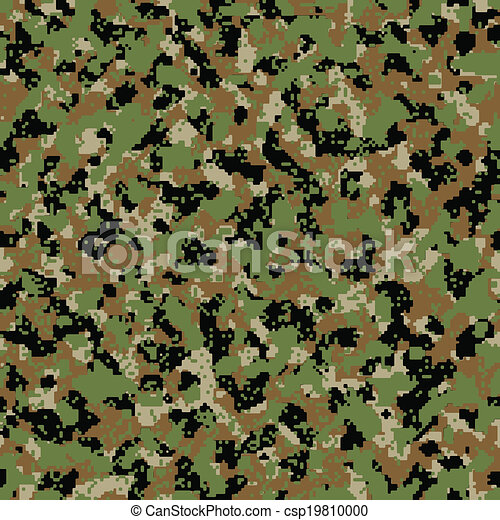 factory price best deals on famous brand Digital woodland seamless camo