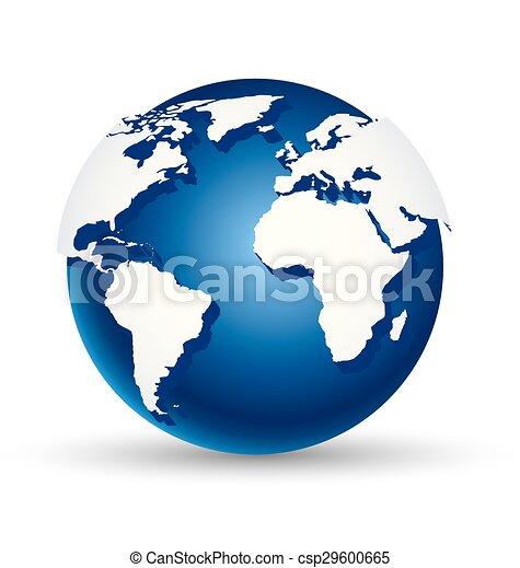 Digital World  - csp29600665