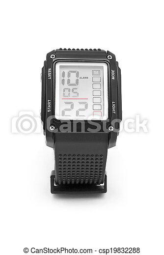 digital wrist watch - csp19832288
