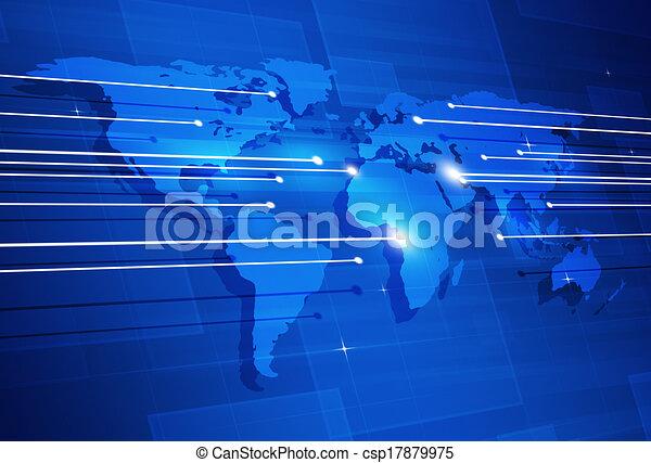 Digitally United - csp17879975