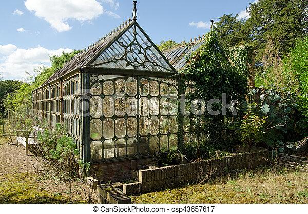 Outstanding Dilapidated Victorian Greenhouse Home Remodeling Inspirations Basidirectenergyitoicom