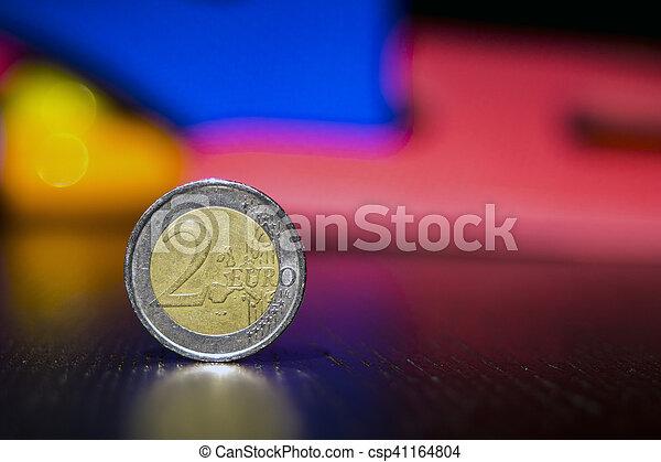 Dinero - csp41164804