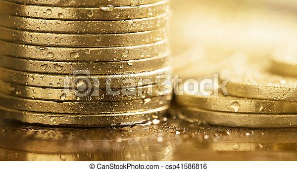 Ahorra dinero - csp41586816