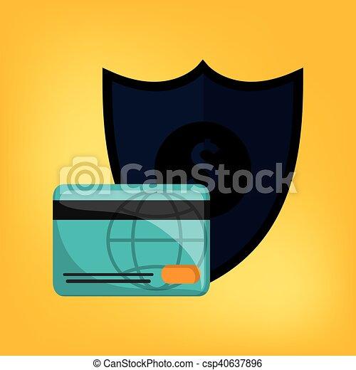 Economía y dinero relacionado con la imagen de iconos - csp40637896