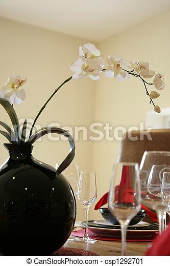 Dinign table - csp1292701