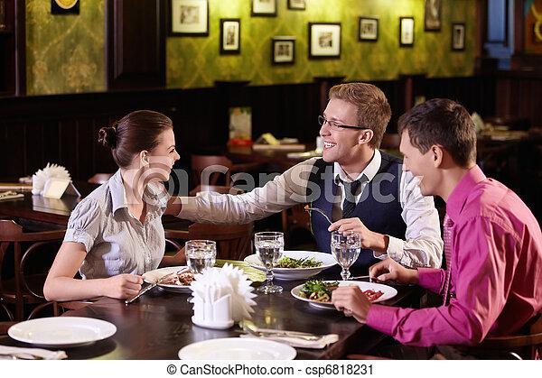 Dinner - csp6818231