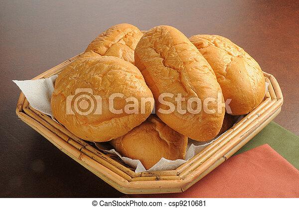 Dinner rolls - csp9210681