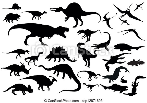 dinosaur - csp12871693