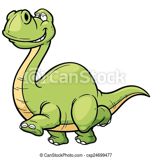 Dinosaur - csp24699477