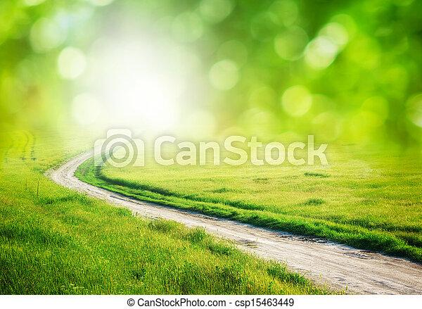Camino a Dios - csp15463449