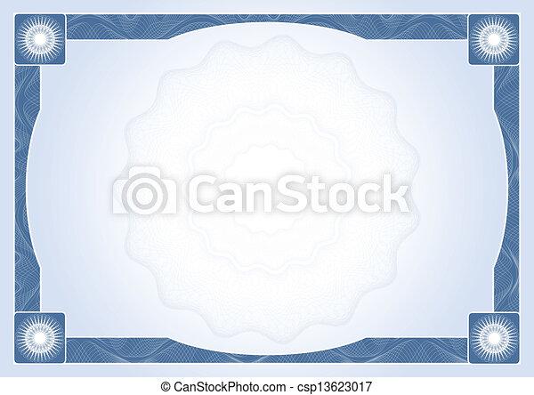 diploma, certificado - csp13623017