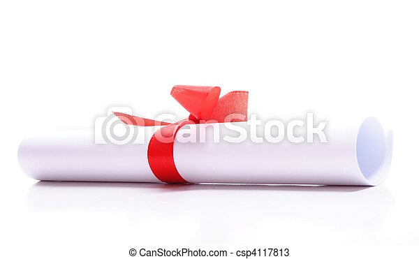 diploma - csp4117813