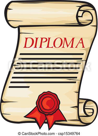 diploma - csp15349764
