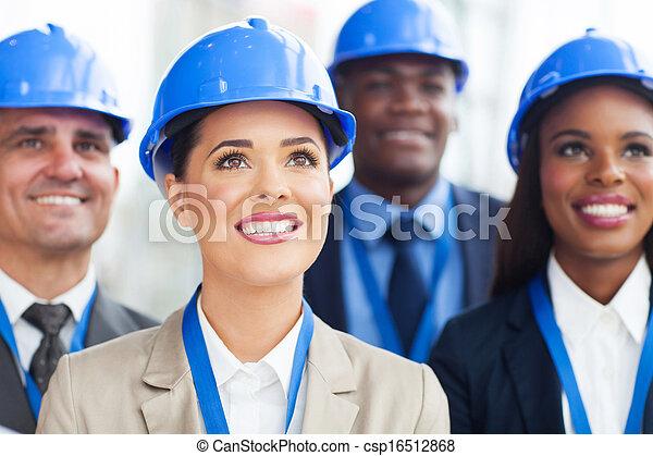 directeurs, construction, groupe - csp16512868