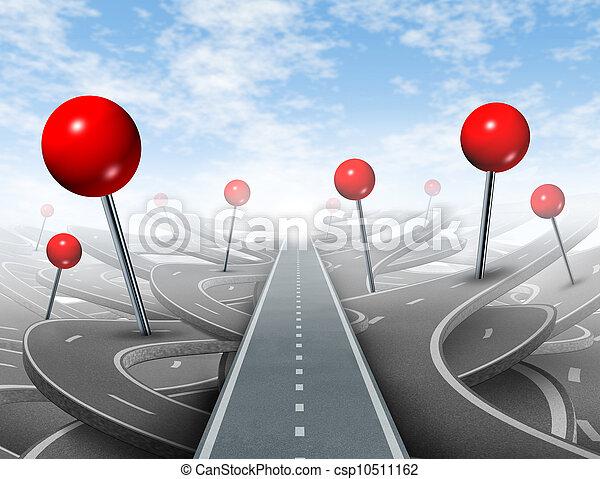 Direction Advice - csp10511162