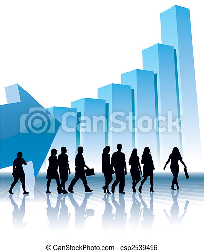 Direction to success - csp2539496