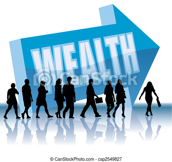 Direction - Wealth - csp2549827