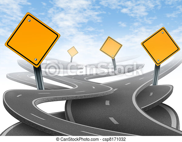 Directions and confusion  - csp8171032