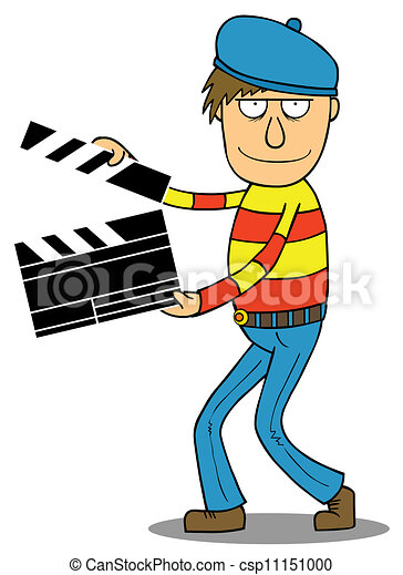 Director de Cartoon - csp11151000