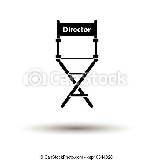 El icono del director - csp40644828