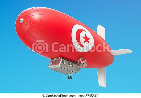 ballon dirigeable espagnol