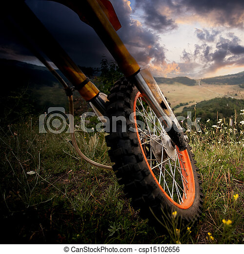 dirt bike details - csp15102656