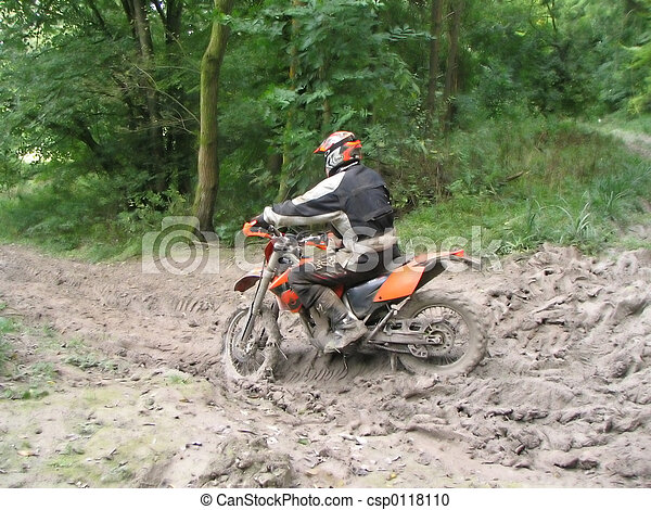 Dirt Bike - csp0118110