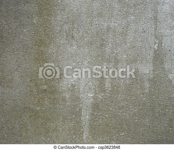 dirty gray olive green white wall - csp3623848