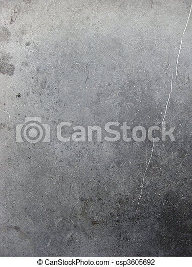 dirty gray worn wall - csp3605692