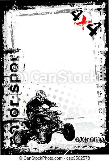 dirty motor sport 1 - csp3502578