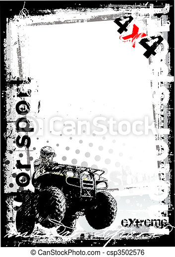 dirty motor sport 2 - csp3502576