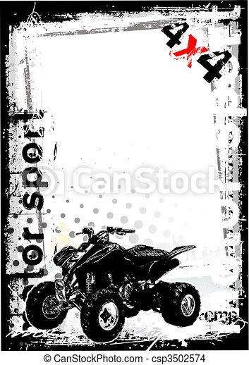 dirty motor sport 3 - csp3502574