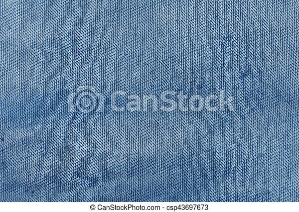 blue blanket texture. Dirty Navy Blue Cloth Texture. - Csp43697673 Blanket Texture