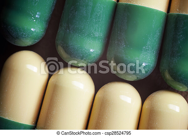 Dirty Pills - csp28524795