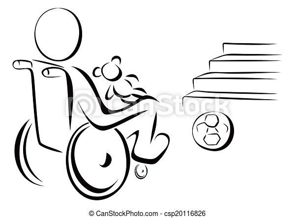 Disabled child - csp20116826