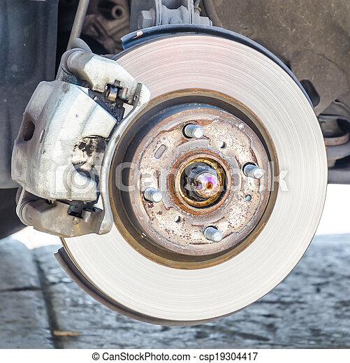 disc brakes - csp19304417